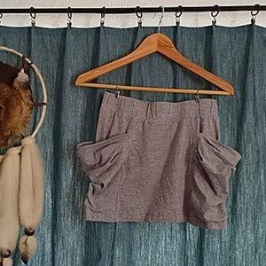 Dresses & Skirts - Grey Skirt